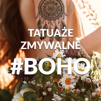 tatuaże zmywalne tymczasowe